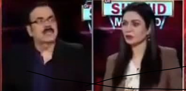 Live with Dr. Shahid Masood Friday 10th April 2020