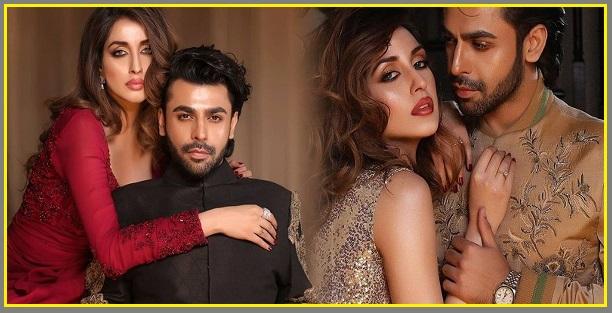 Farhan Saeed's bold shoot with Iman Ali goes viral
